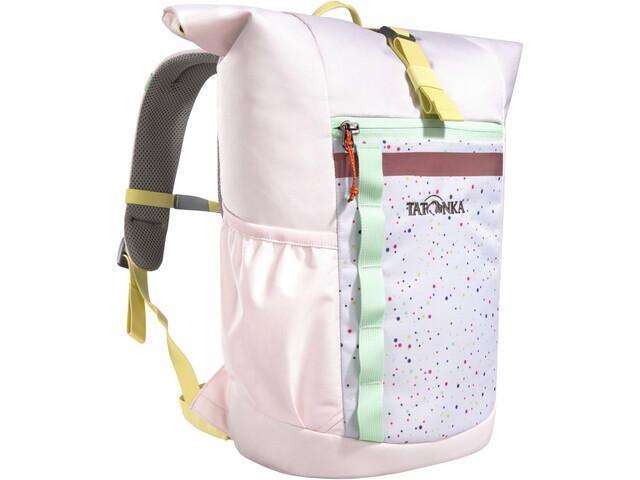 Tatonka Rolltop Pack 14 Backpack Kids pink